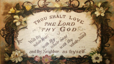 great commandment