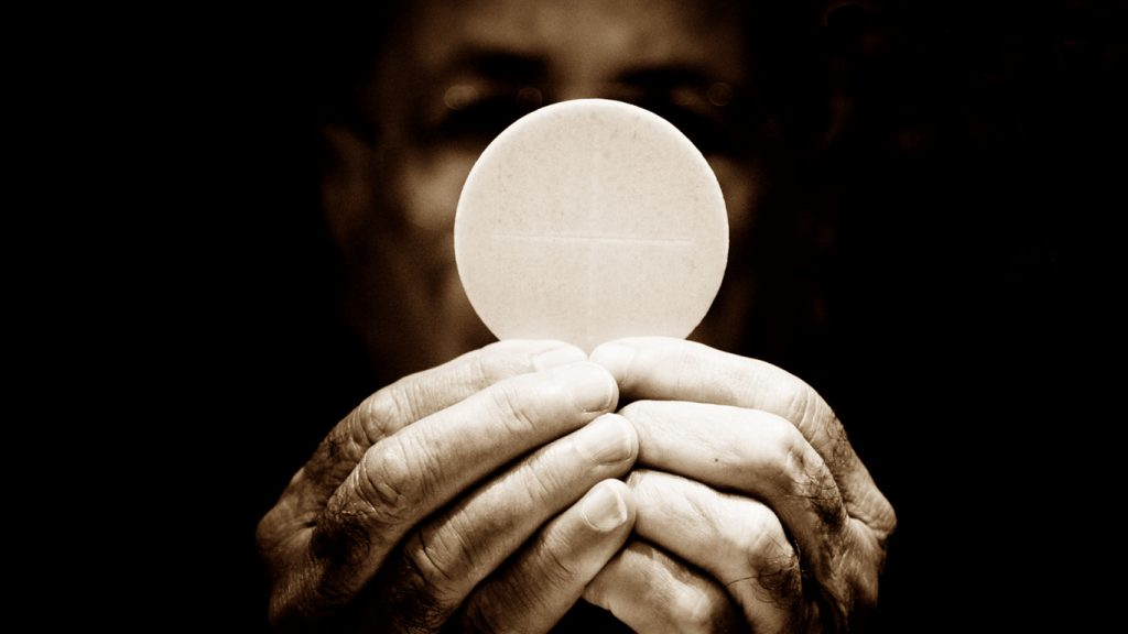 Seeing Jesus In The Eucharist, The Poor And Difficult People – Fr. Mark