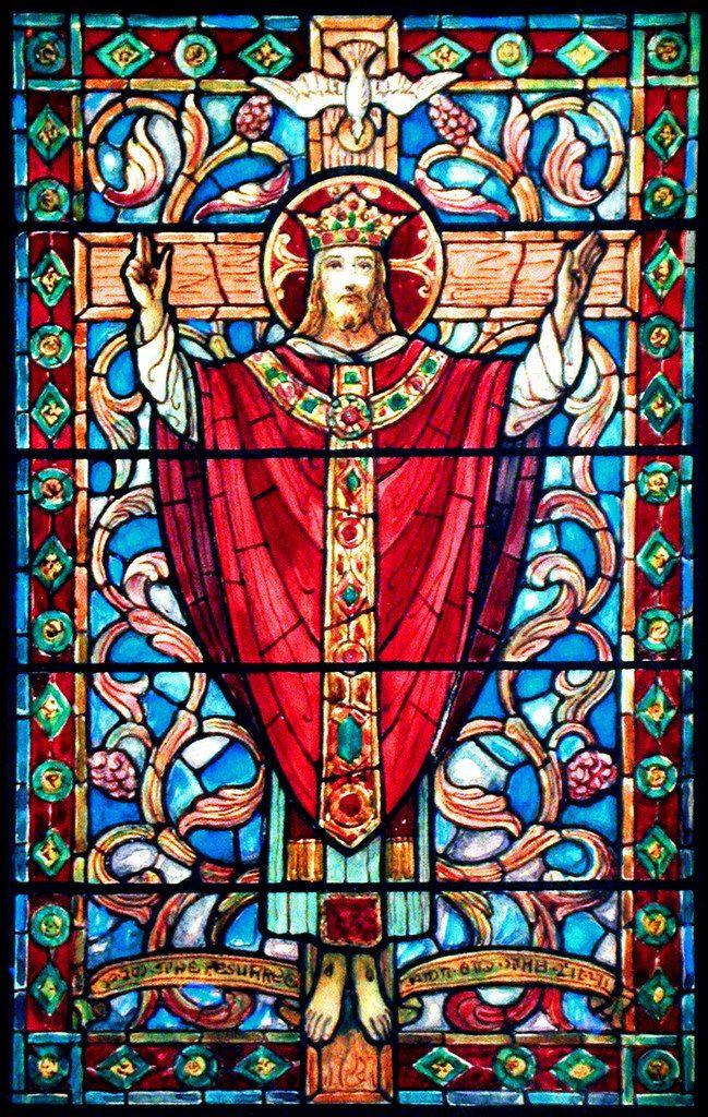 Christ The King?? – Fr. Mark