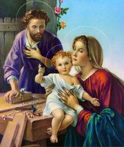 Bring The Warmth Of Love To Your Family – Fr. Mark