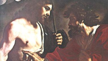 Guercino-Doubting_Thomas