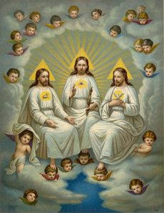 The Holy Trinity: A Vision Of How Humanity Should Be