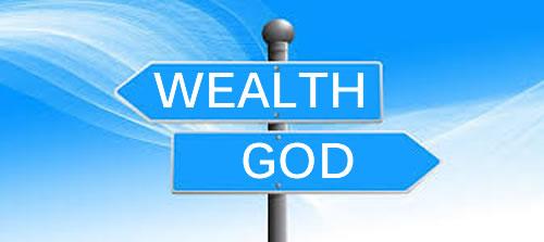 God or Wealth