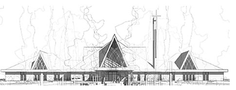 New Church Building Designs