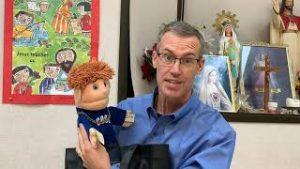 Children's Liturgy (October 18, 2020) With Mr. Martin