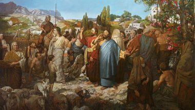 parable of wedding feast