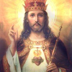 Jesus Christ As King