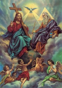 The Trinity: Diverse But United