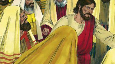 Jesus rejected in his hometown